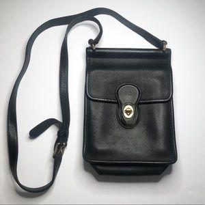 Coach Vintage Authentic Leather Crossbody Bag
